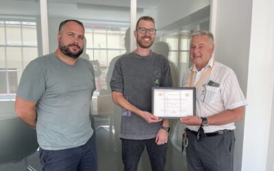 Apprentice of the Month July 2021